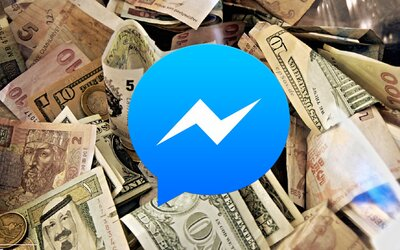 Čoskoro ti bude môcť šéf poslať výplatu priamo cez Facebook