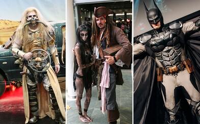 Cosplayeri z viedenského Comic-Conu nám opäť dokázali, že patria medzi tých najlepších