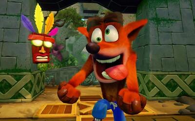 Crash Bandicoot N. Sane Trilogy je fantastický remaster nestárnoucí legendy, který nabízí parádní nostalgickou výpravu do dětských let (Recenze)