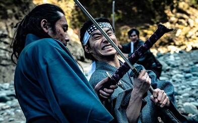 Crazy Samurai bude mať 77-minútovú akčnú scénu bez jediného strihu. Jeden samuraj sa v nej pobije so 400 protivníkmi