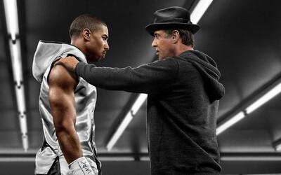 Creed Sylvestera Stallonea sa prezentuje ďalšími krvavými zábermi z ringu