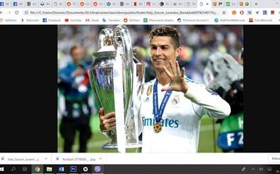 Cristiano Ronaldo chcel každý rok viac peňazí.  V roku 2011 sa vyhrážal odchodom do PSG, využil aj Neymara