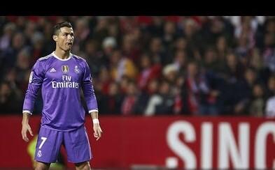 Cristiano Ronaldo dorovnal rekord La Ligy v počte premenených penált. Stačilo mu k tomu necelých 8 sezón