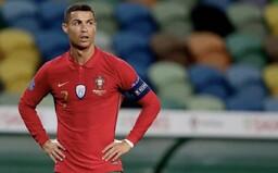 Cristiano Ronaldo je pozitívny na koronavírus