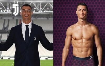 Cristiano Ronaldo má fyzickú kapacitu tela ako 20-ročný chlap. Lekárska prehliadka v Juventuse zatvára neprajníkom ústa
