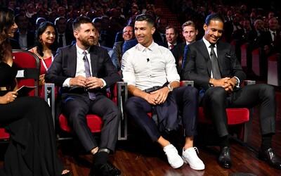 Cristiano Ronaldo pozval Lionela Messiho na večeři. Během společného rozhovoru komentoval vzájemný vztah