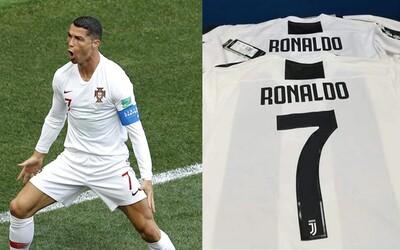 Cristiano Ronaldo prý přestupuje do Juventusu. Zdroje z okolí hráče informaci potvrzují, ale nic zatím není oficiální