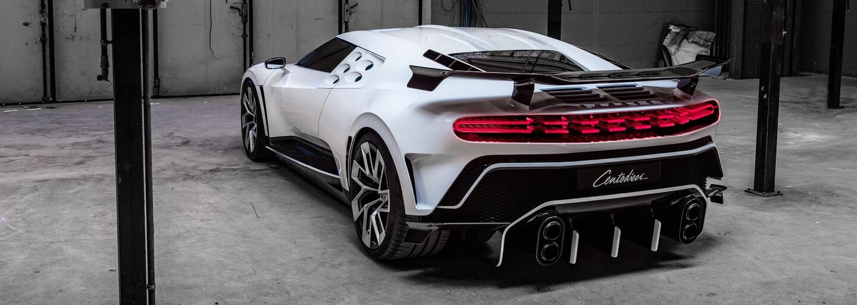 Cristiano Ronaldo si kúpil 8-miliónové Bugatti, ktoré vznikne len v 10 kusoch