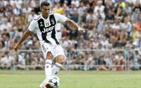 Cristiano Ronaldo strelil svoj prvý gól za Juventus po 8 minútach. Debutový zápas proti rezerve ukázal hlad po úspechu