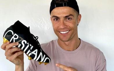 Cristiano Ronaldo údajně vydělá více peněz jako influencer na Instagramu ve srovnání s příjmy z Juventusu