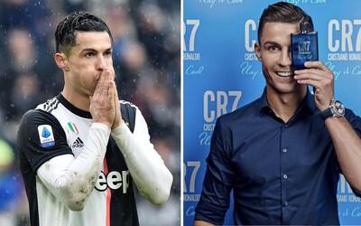 Cristiano Ronaldo už zarobil viac než miliardu dolárov. Tento míľnik pokoril ako prvý futbalista na svete
