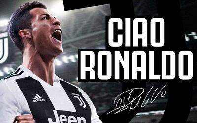 Cristiano Ronaldo v Juventusu vydělá 3400 eur za hodinu