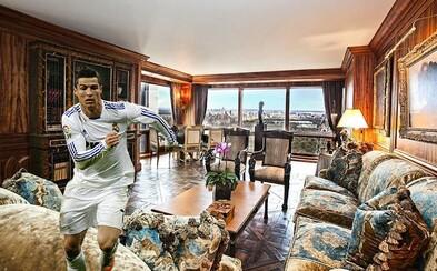 Cristiano Ronaldo zainvestoval v New Yorku. Za luxusný apartmán zaplatil takmer 19 miliónov dolárov