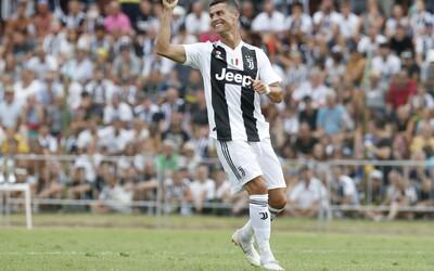 Cristiano Ronaldo zaplatili skoro 400-tisíc dolárov žene, ktorú údajne znásilnil