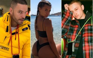 Cross/phonez: Módní trend z Česka, který si oblíbili Ego, Dalyb i tým Travise Scotta či Kanyeho Westa