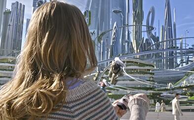 Črtajúce sa prekvapenie roka, tajomný Tomorrowland, vnadí nádielkou obrázkov
