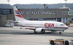 ČSA obnovují provoz. Létají už do Amsterdamu, Paříže nebo Frankfurtu a plánují další spojení