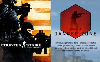 CS:GO nečakane predstavilo nový battle royale mód. Hru si odteraz zahráš úplne zadarmo