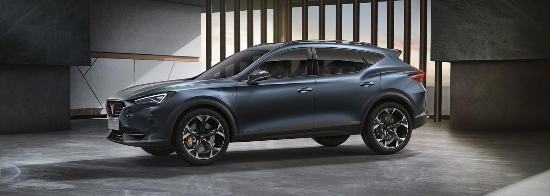 Cupra představuje svůj první vlastní model. Agresivní SUV-kupé zaujme už na první pohled