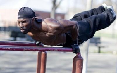 Cvičiť sa dá aj vonku! Zoznámte sa so street-workoutom