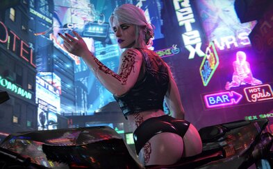 Cyberpunk 2077 nabídne autentické sexuální scény z pohledu první osoby