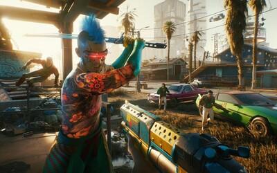 Cyberpunk 2077 predstavuje futuristické zbrane a odhaľuje 3 typy postavy, s ktorými budeš môcť začať svoju hru