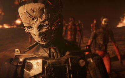 Cyberpunkový kraťas ADAM preberá Blomkampove Oats Studios. Dva ďalšie temné projekty prichádzajú s čerstvou ukážkou