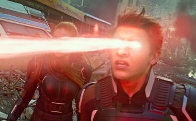 Cyclops sa v nových záberoch pre X-Men odviazal, zatiaľ čo ostatní bojujú o prežitie