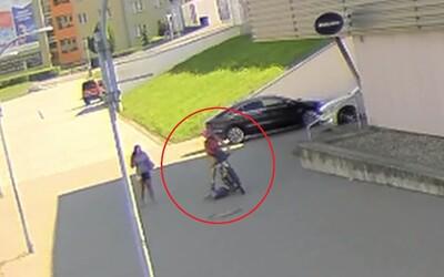 Cyklistka srazila v Ostravě čtyřleté dítě a ujela. Po pár dnech se sama přihlásila na policii