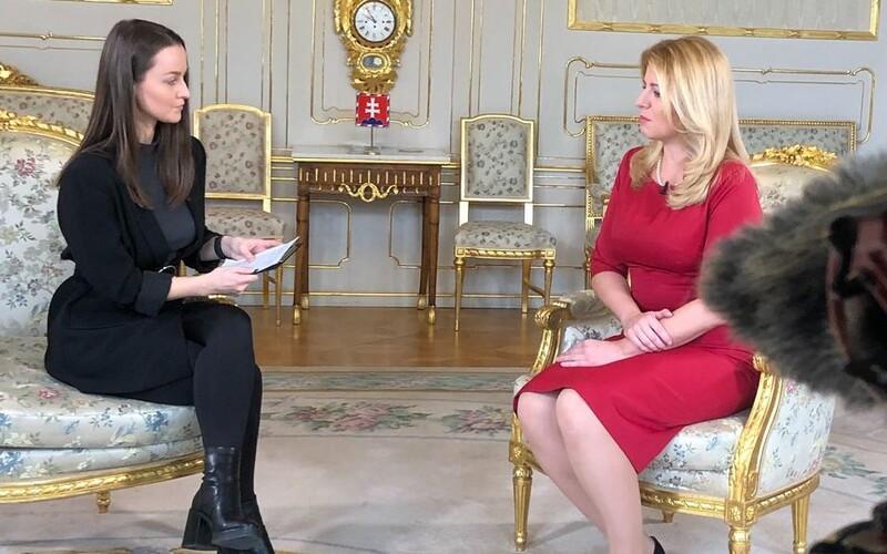 VOĽBY 2020: Prezidentka Zuzana Čaputová: Je koho voliť, musíme sa vzdať ilúzie, že strany kopírujú náš mentálny a hodnotový svet (Odomknuté)