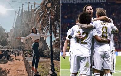 Španělé chtějí pro turisty otevřít hranice už v červenci. Za pár týdnů by se měla začít hrát fotbalová La Liga.