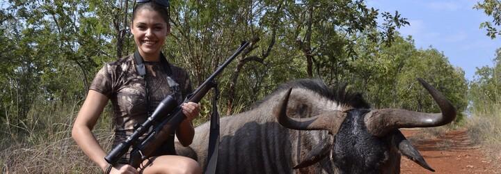 Aj keď si vegetarián, umierajú kvôli tebe zvieratá, hovorí lovkyňa Michaela Fialová (Rozhovor)