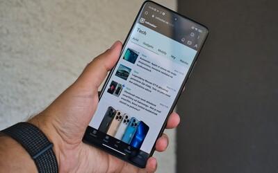Xiaomi 11T Pro vyzýva na súboj nové iPhony 13.