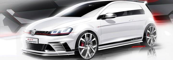Wörthersee 2015 odhaľuje ďalšiu exkluzivitku. Až 291-koňový Golf GTI Clubsport pôjde do výroby!