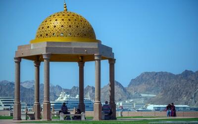 V Ománu naměřili nejvyšší teplotu v historii. Bylo tam neuvěřitelných 51,6 °C.
