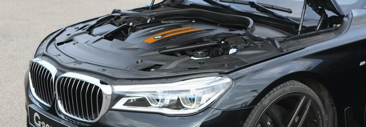 G-Power si zobral do parády luxusné BMW so štyrmi turbami. Výsledkom je 460-koňová limuzína