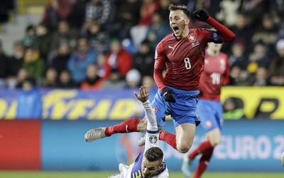 Česká reprezentácia postúpila na Euro 2020, nad Kosovom zvíťazila 2:1