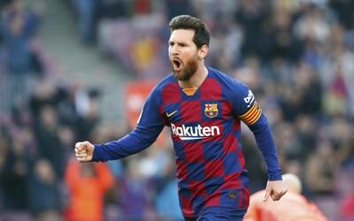 Barcelona i Bayern postupují do čtvrtfinále, Messi zazářil s parádní chuťovkou.