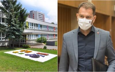 Súkromná škola v Trnave, ktorú navštevujú aj dcéry premiéra, ukončila testovanie na COVID-19. Vyučovať začnú už v pondelok.