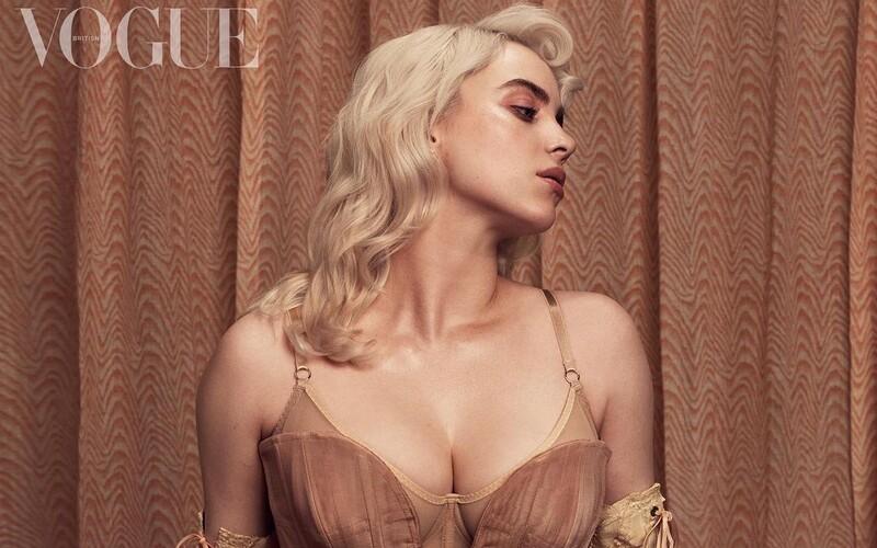 Billie Eilish prozradila, které reakce na její obnažené fotky pro Vogue jí vadily.
