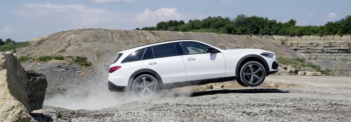 Mercedes-Benz triedy C prichádza prvýkrát v histórii v outdoorovej verzii All-Terrain