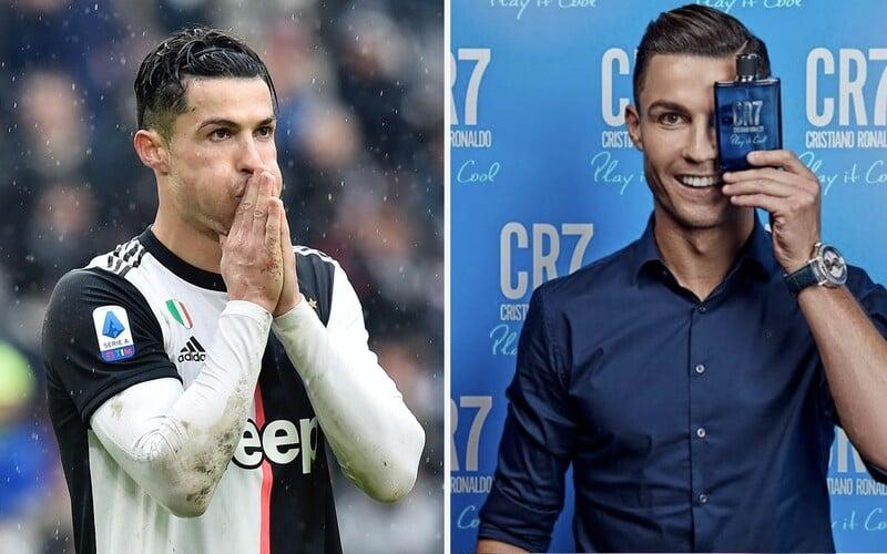 Cristiano Ronaldo už vydělal více než miliardu dolarů. Tento milník pokořil jako první fotbalista na světě.
