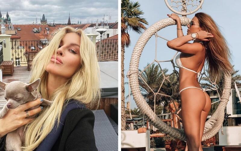 Andrea Verešová tvrdí, že ju Simona Krainová nezaujíma. Zároveň sa vysmieva ľuďom, ktorí tvrdia, že Krainová je krajšia.
