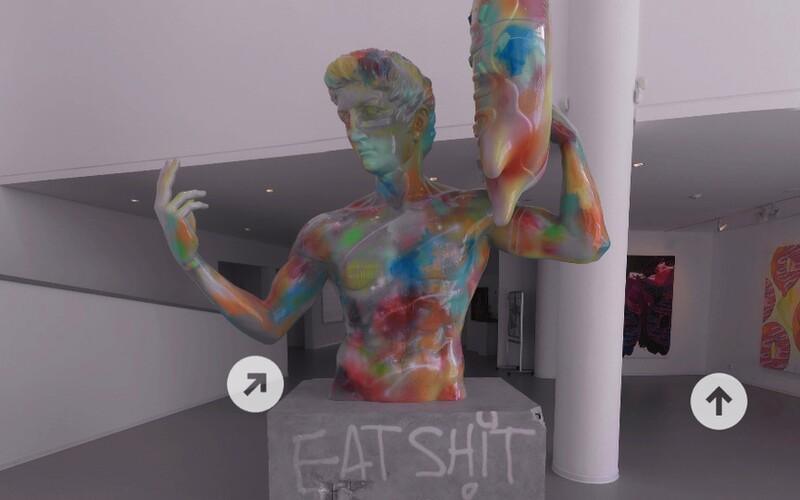 Prohlédni si virtuální výstavu Pasta Onera. Danubiana ji zpřístupnila pro všechny.