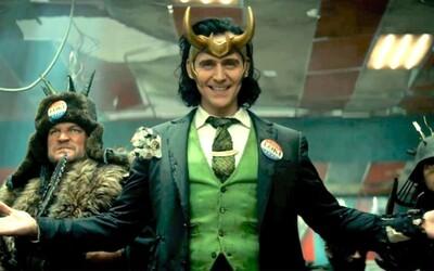 Lokiho zatkne záhadná organizácia. V mysterióznom traileri prechádza cez alternatívne reality a manipuluje s ľuďmi