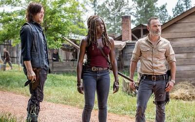 The Walking Dead v 9. sérii opustí klíčové postavy a objeví se noví záporáci. Užijte si nejnovější ukázky