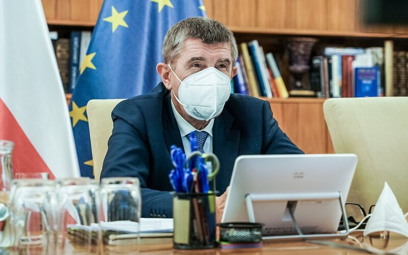 Babiš: S vývojem epidemie nejsem spokojený, budeme žádat o prodloužení nouzového stavu.