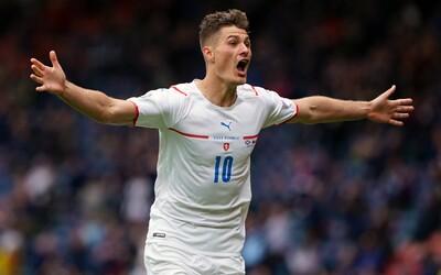 Češi vyběhnou na Anglii ve stejné sestavě jako proti Chorvatsku. Král začne na lavičce.