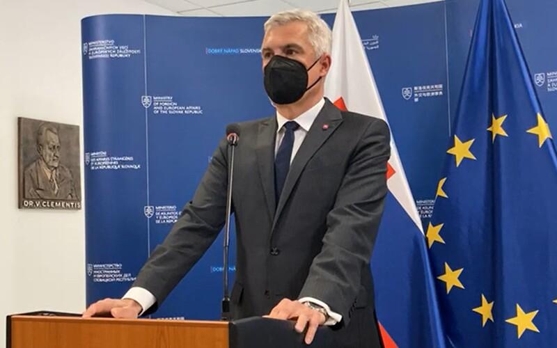 Ivan Korčok: O ceste Matoviča do Ruska som sa dozvedel včera. Zajtra ide rokovať do Maďarska, dôvod nepoznám.
