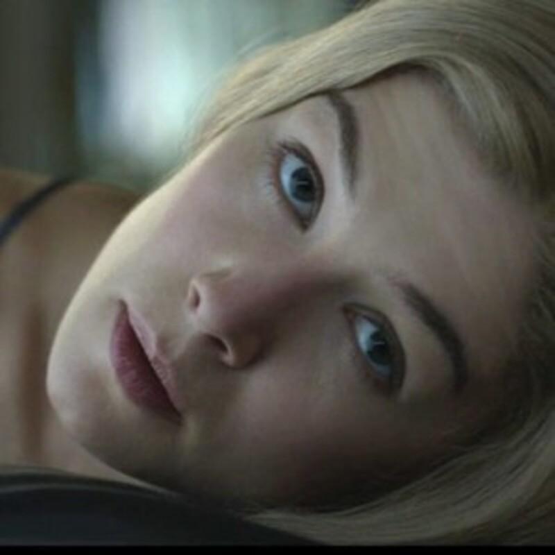 Rosamund Pike vo filme: